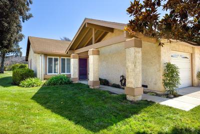 Ventura County Single Family Home For Sale: 38022 Village 38