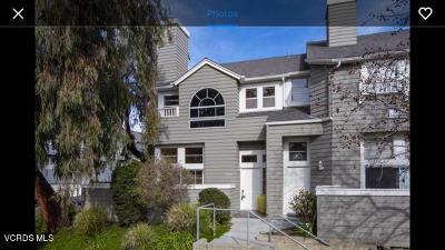 Ventura Single Family Home For Sale: 1002 Gilbert Lane