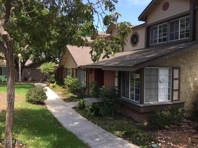Ventura Single Family Home For Sale: 8643 Twin Rivers Circle