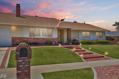 Thousand Oaks Single Family Home For Sale: 270 E Sidlee Street