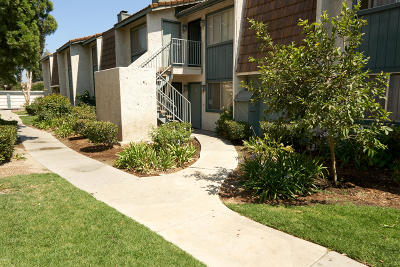 Santa Paula Condo/Townhouse For Sale: 120 E Ventura Street #E