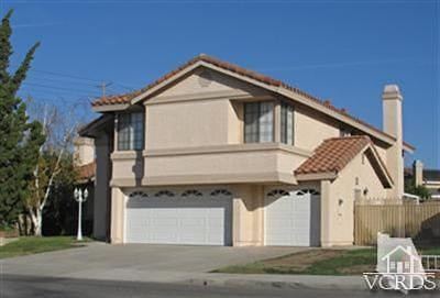 Moorpark Single Family Home For Sale: 4992 Buttercreek Road