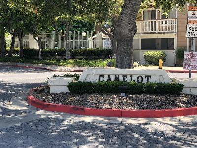 Thousand Oaks Single Family Home For Sale: 2402 Pleasant Way #G