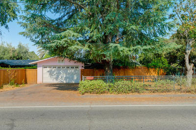 Ojai Single Family Home For Sale: 1171 Tico Road