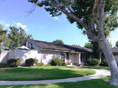 Oxnard Single Family Home Active Under Contract: 2225 Edelweiss Street #43