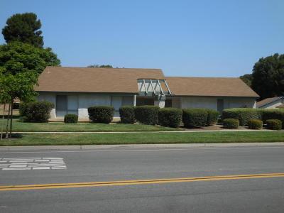Camarillo Single Family Home Active Under Contract: 5101 Village 5