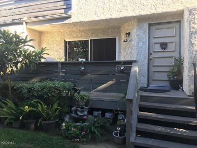 Oxnard CA Condo/Townhouse For Sale: $249,000