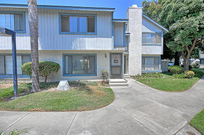 Oxnard Single Family Home Active Under Contract: 2029 E Bard Road