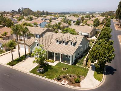 Oxnard Single Family Home Active Under Contract: 3617 Dry Creek Lane