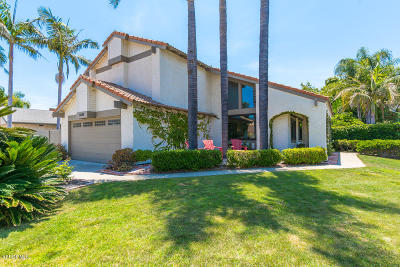 Camarillo Single Family Home For Sale: 2436 Kimberly Avenue