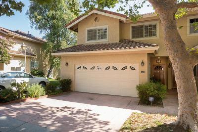 Westlake Village Single Family Home For Sale: 3107 E Hillcrest Drive