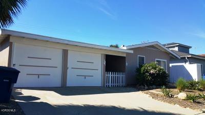 Ventura Multi Family Home For Sale: 637 Empire Avenue