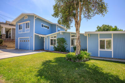 Newbury Park Single Family Home For Sale: 195 Canyon Road