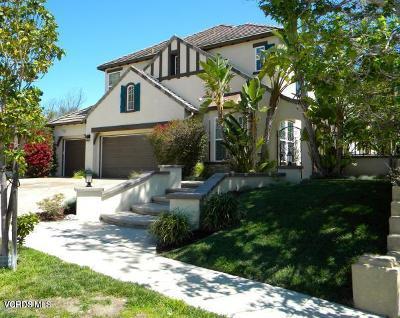 Newbury Park Single Family Home For Sale: 72 Via Magnolia