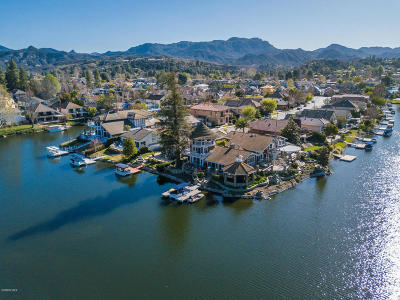 Westlake Village Single Family Home For Sale: 1367 Redsail Circle