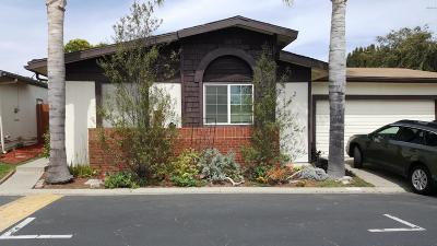 Ventura Single Family Home For Sale: 1025 Cachuma Avenue #103