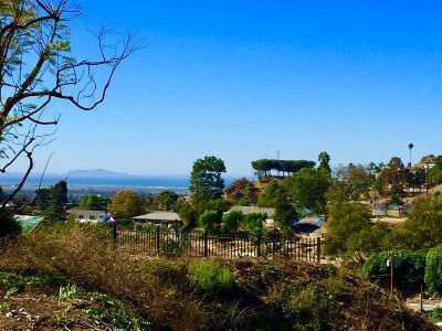 Ventura County Residential Lots & Land For Sale: 857 Monte Vista Avenue