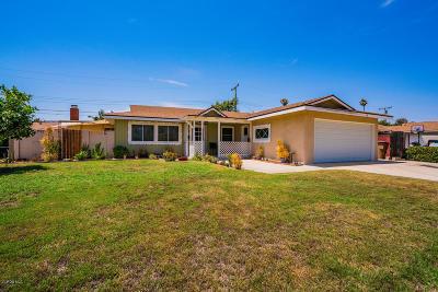 Camarillo Single Family Home For Sale: 465 Merritt Avenue