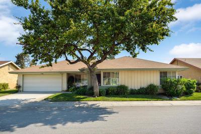 Camarillo Single Family Home For Sale: 4109 Village 4
