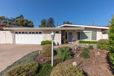 Ventura Single Family Home For Sale: 198 Stratford Avenue