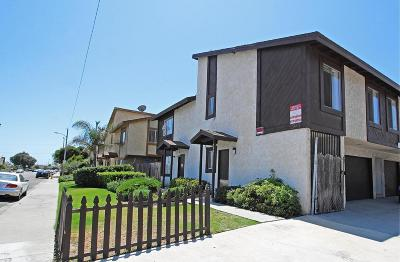 Oxnard Rental For Rent: 3445 S A Street #C