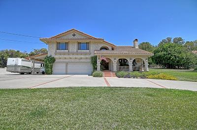 Camarillo Single Family Home Active Under Contract: 101 La Patera Drive