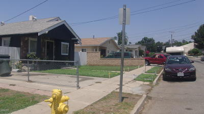 Santa Paula Single Family Home For Sale: 128 S 4th Street