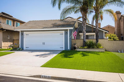 Moorpark Single Family Home Active Under Contract: 13020 E Mesa Verde Drive