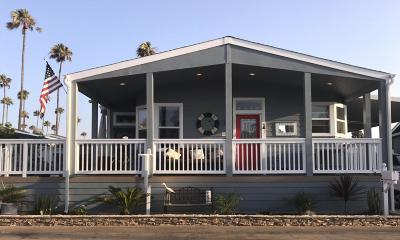 Ventura Mobile Home For Sale: 1215 Anchors Way Drive #278