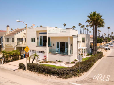 Oxnard Single Family Home For Sale: 4100 Ocean Drive