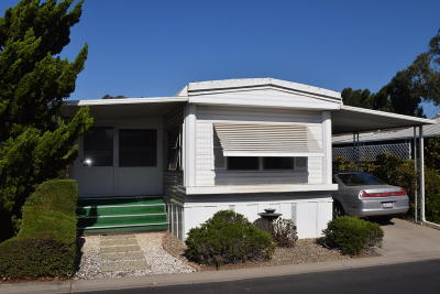 Ventura County Mobile Home For Sale: 1150 Ventura Boulevard #102