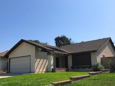 Moorpark Rental For Rent: 4316 Woodglen Drive