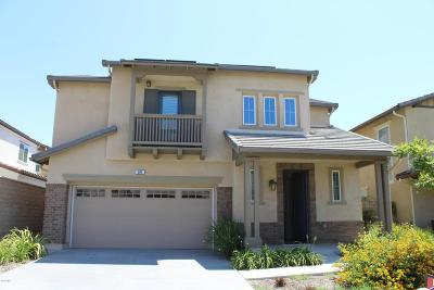 Camarillo Rental For Rent: 688 Cold Springs Court