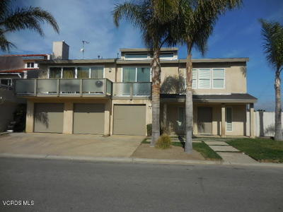 Oxnard Rental For Rent: 333 Lakeshore Drive #Lower