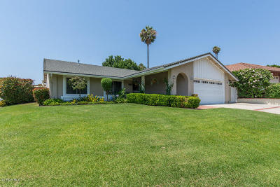 Newbury Park Single Family Home For Sale: 395 Havenside Avenue