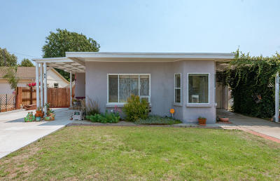Camarillo Single Family Home For Sale: 37 Nancy Street