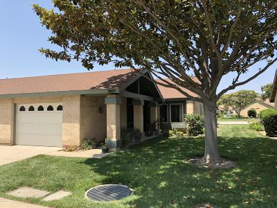 Camarillo Single Family Home For Sale: 34115 Village 34
