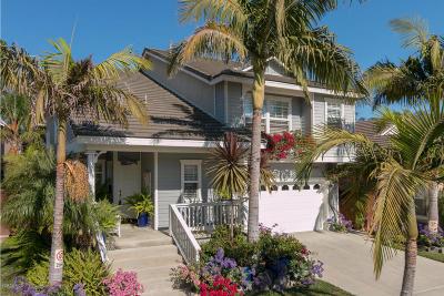 Ventura Single Family Home For Sale: 744 Bennett Avenue