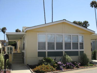 Ventura Mobile Home For Sale: 1215 Anchors Way Drive #15