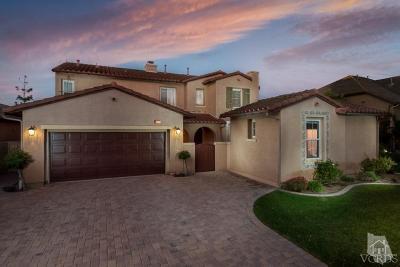 Oxnard Single Family Home For Sale: 3621 Glen Abbey Lane