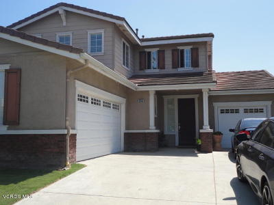 Oxnard Single Family Home For Sale: 1950 Mirasol Lane