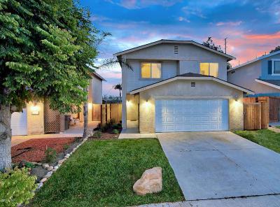 Ventura Single Family Home Active Under Contract: 1643 Burnside Avenue