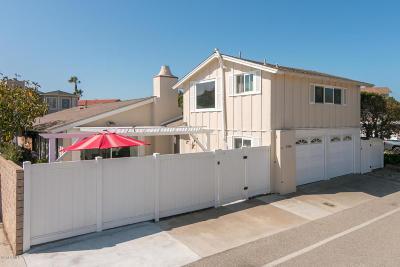 Oxnard Single Family Home For Sale: 5146 Terramar Way