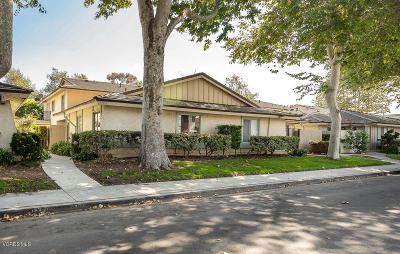 Port Hueneme Single Family Home Active Under Contract: 2721 Bolker Way #g