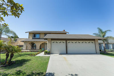 Oxnard Single Family Home For Sale: 1310 Magnolia Avenue