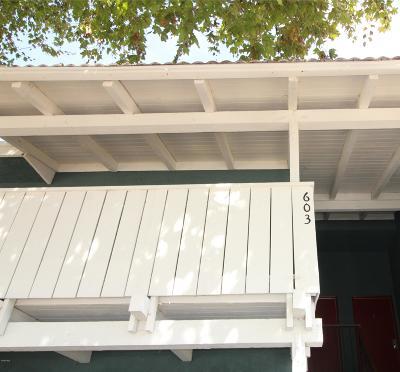 Ventura Rental For Rent: 1300 Saratoga Avenue #603