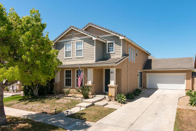 Oxnard Single Family Home For Sale: 1631 Marinero Place