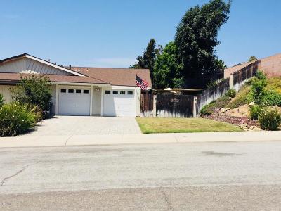 Camarillo Rental For Rent: 657 Hacienda Drive