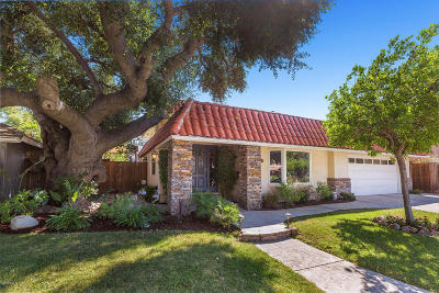 Westlake Village Single Family Home For Sale: 1584 Covington Avenue
