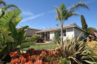 Ventura Rental For Rent: 306 Saticoy Avenue